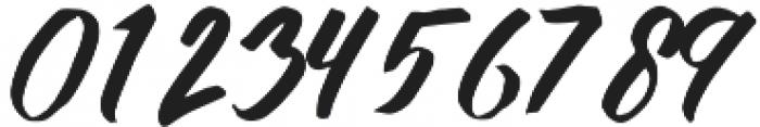 Allic Regular otf (400) Font OTHER CHARS