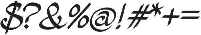 Allura Script otf (400) Font OTHER CHARS