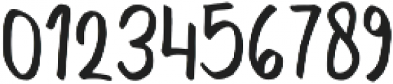 Almond ttf (400) Font OTHER CHARS