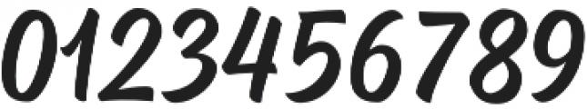 Almonde Script otf (400) Font OTHER CHARS