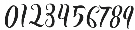 Almondtree VMF otf (400) Font OTHER CHARS