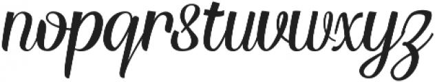 Alpenable otf (400) Font LOWERCASE