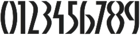 AlphaCharlie Regular otf (400) Font OTHER CHARS