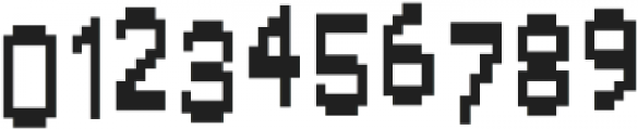 AlphaFoxBumpy AlphaFoxBumpy otf (400) Font OTHER CHARS