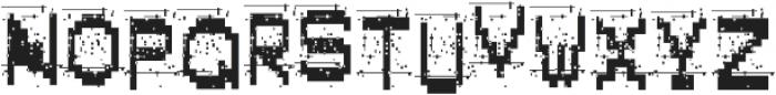 AlphaFoxVeryDirty AlphaFoxVeryDirty otf (400) Font UPPERCASE