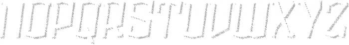 Alquitran Rust Shadow Line otf (400) Font UPPERCASE