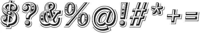 Alta Mesa L Regular Italic otf (400) Font OTHER CHARS