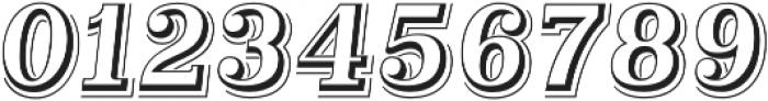 Alta Mesa Open L Regular Italic otf (400) Font OTHER CHARS
