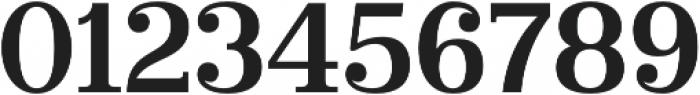 Alta Mesa Plain Regular otf (400) Font OTHER CHARS