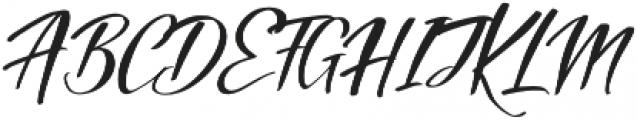 Alter Ego otf (400) Font UPPERCASE
