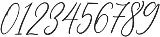 Alternation otf (400) Font OTHER CHARS