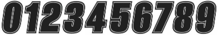 Alumni Sans Collegiate otf (400) Font OTHER CHARS