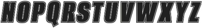 Alumni Sans Collegiate otf (400) Font UPPERCASE
