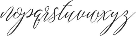 Always home Regular ttf (400) Font LOWERCASE
