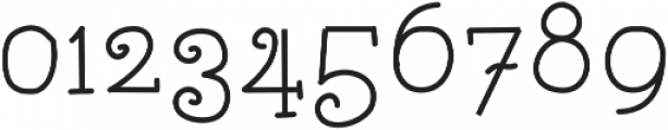 AlwaysHereToo ttf (400) Font OTHER CHARS