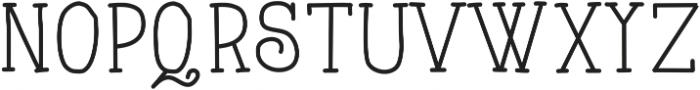 AlwaysHereToo ttf (400) Font LOWERCASE