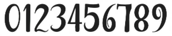 Alzelvin otf (400) Font OTHER CHARS