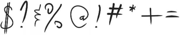 alfa delta ttf (400) Font OTHER CHARS