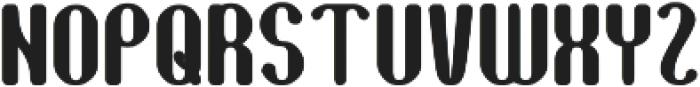 all around the world ttf (400) Font UPPERCASE