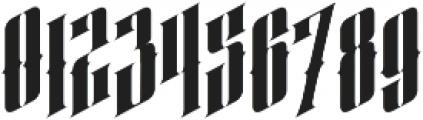 almanac italic otf (400) Font OTHER CHARS