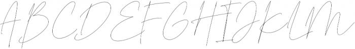 aloha script font otf (400) Font UPPERCASE