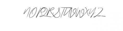 Algorithm.ttf Font UPPERCASE