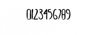 alienfrogs.otf Font OTHER CHARS