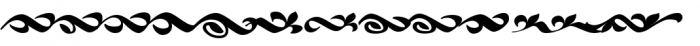 Alexia Borders Bold Font UPPERCASE