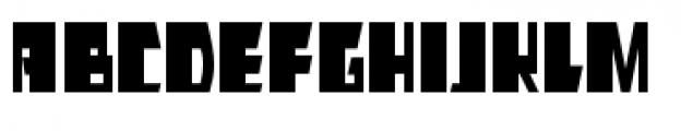 Alpha Jazz Alt Font UPPERCASE