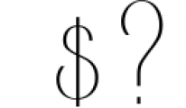 AlisaSerif Typeface 1 Font OTHER CHARS
