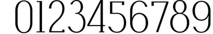 AlisaSerif Typeface 3 Font OTHER CHARS