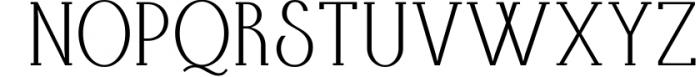 AlisaSerif Typeface 3 Font UPPERCASE