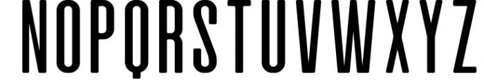 Alvaro - Duo Font UPPERCASE