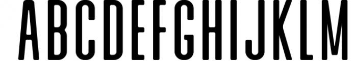 Alvaro - Duo Font LOWERCASE