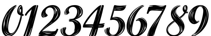 ALBURA Regular Font OTHER CHARS