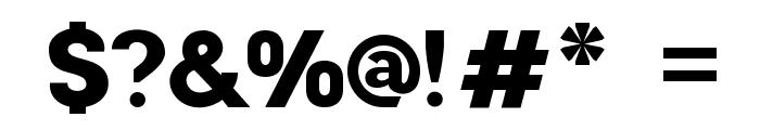 ALEWISDODI Font OTHER CHARS