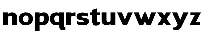 ALEWISDODI Font LOWERCASE