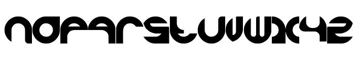 ALEXANDRA Font LOWERCASE