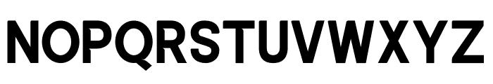 ALISEO Font UPPERCASE