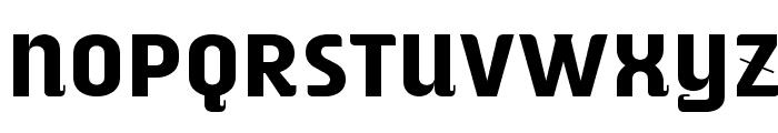 ALusine Font UPPERCASE