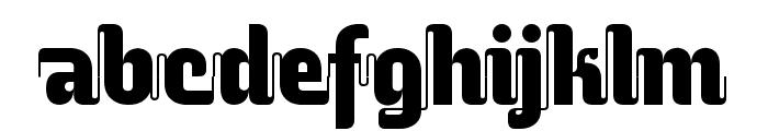 ALusine Font LOWERCASE