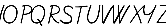 Alamain Font UPPERCASE