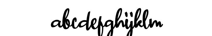 Alangkah_ Font LOWERCASE
