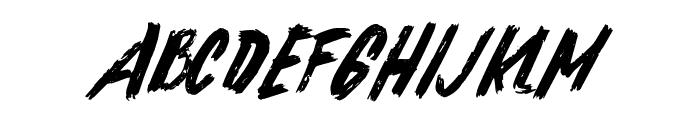Alask Font LOWERCASE