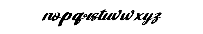 Alaymen Personal Use Font LOWERCASE