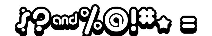 Alba Super Font OTHER CHARS