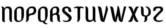 Albino Font UPPERCASE
