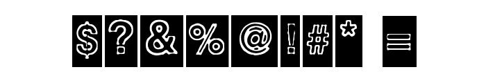 Alburquerque Font OTHER CHARS