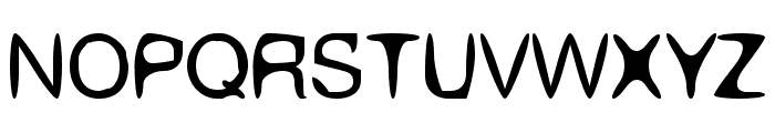 Aleatoria Font UPPERCASE