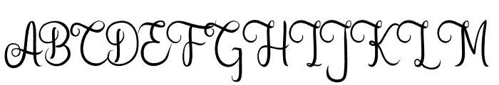 Aleda Font UPPERCASE